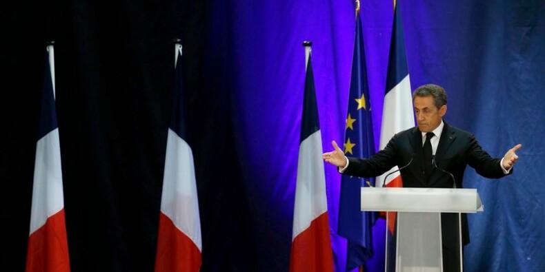 Sarkozy se prononce pour une primaire à droite pour 2017
