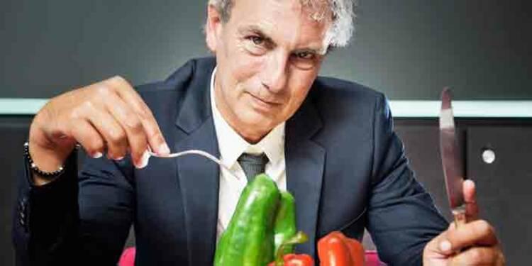 Pascal Nessim : la belle histoire des légumes moches, c'est lui