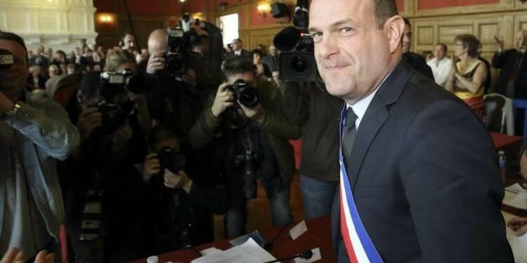 Remous autour d'un prix de presse décerné à un élu FN