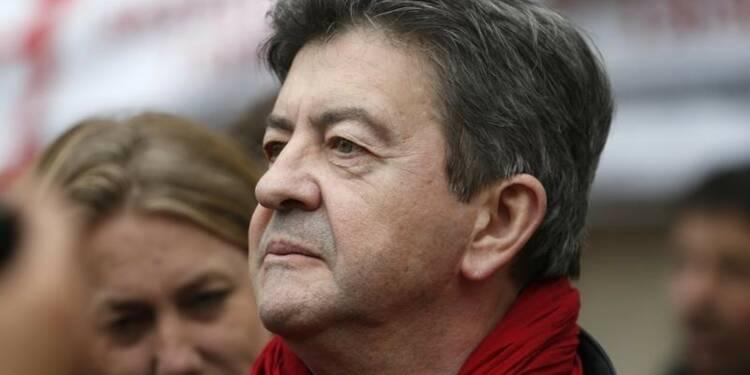 Jean-Luc Mélenchon annonce qu'il va prendre du champ