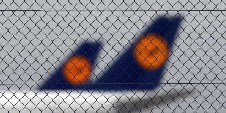 Lufthansa estime le coût des grèves à 200 millions d'euros