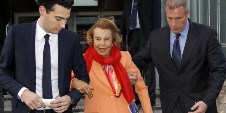 Accord financier entre Stéphane Courbit et Liliane Bettencourt