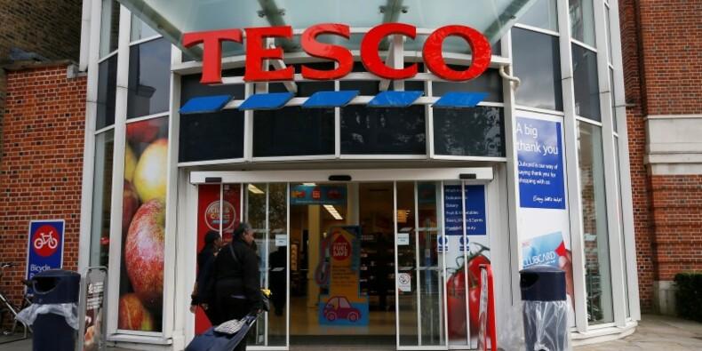 Tesco va annoncer une refonte des contrats avec ses fournisseurs