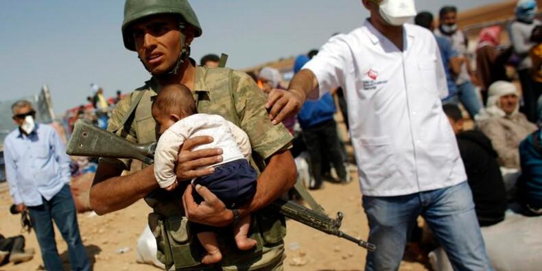 Les djihadistes aux portes de Kobani, Ankara sommée d'intervenir