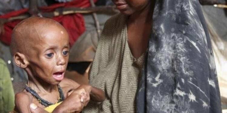 La faim recule mais un être humain sur neuf reste sous-alimenté
