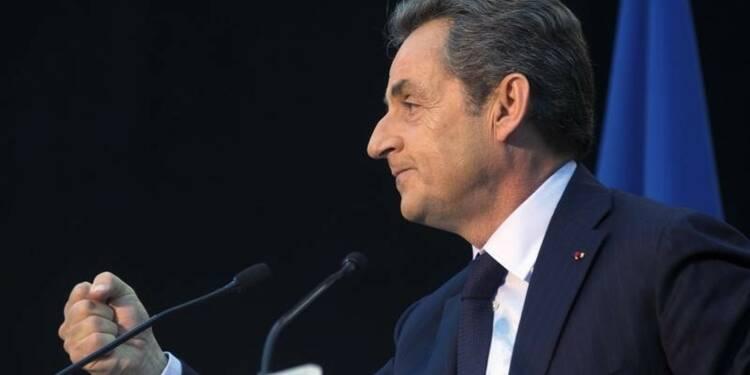 """Sarkozy ne veut plus du """"chloroforme"""" de l'unité nationale"""