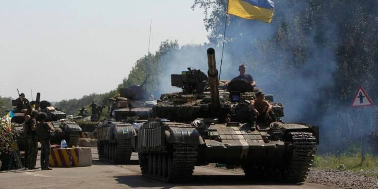 Neuf civils tués dans de nouveaux combats dans l'Est ukrainien