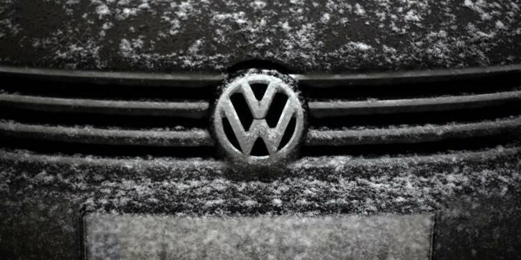 Volkswagen s'attend à une année délicate