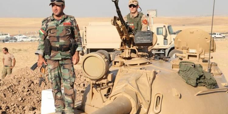Paris va livrer des armes aux Kurdes d'Irak