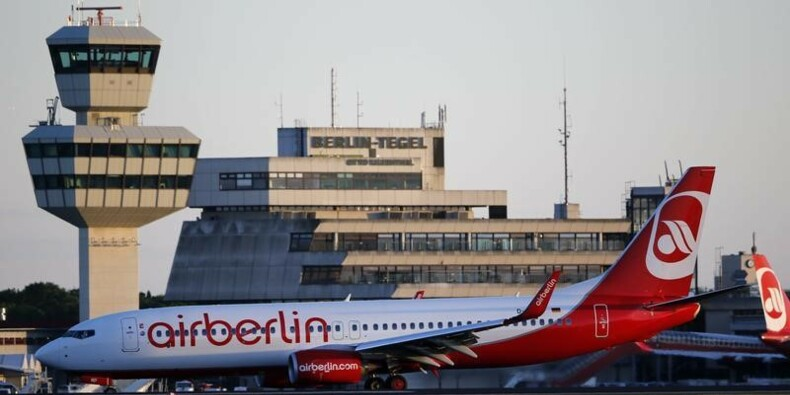 Air Berlin annule des commandes auprès de Boeing