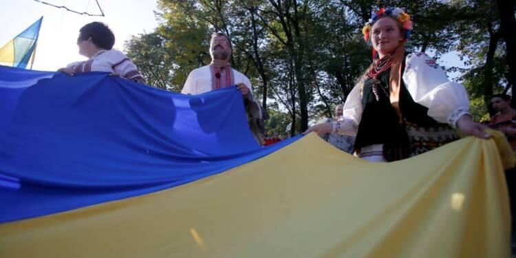 Marches pacifistes en Russie contre la guerre en Ukraine
