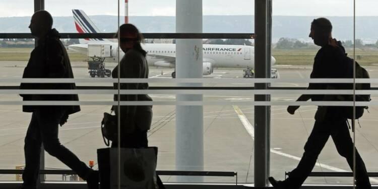 Le trafic passagers d'Air France-KLM en hausse en novembre