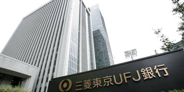 La banque japonaise MUFG publie à son tour un bénéfice en hausse