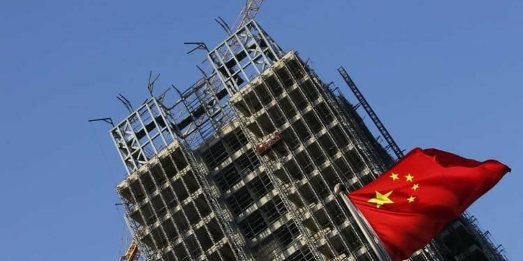 Le ralentissement de l'économie chinoise se confirme