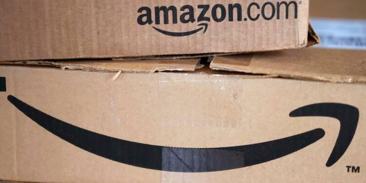 Amazon expérimente la livraison de produits frais aux Etats-Unis