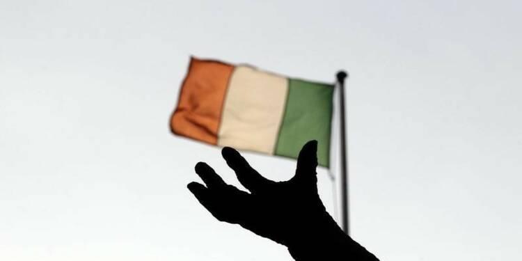 S&P relève la note de l'Irlande à A