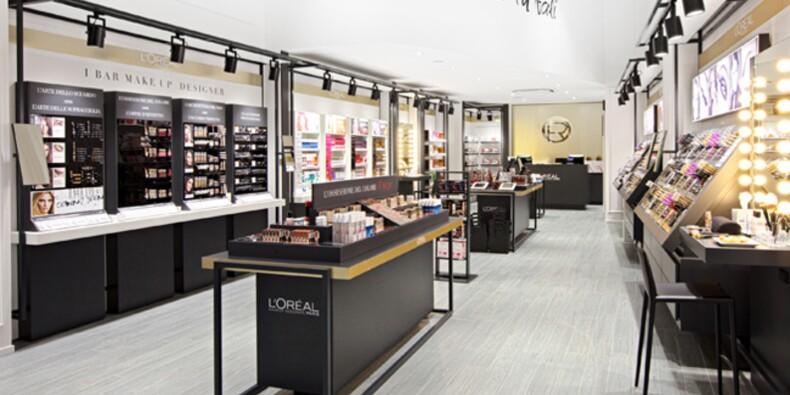 L'Oréal ouvre la première boutique dédiée à sa marque L'Oréal Paris