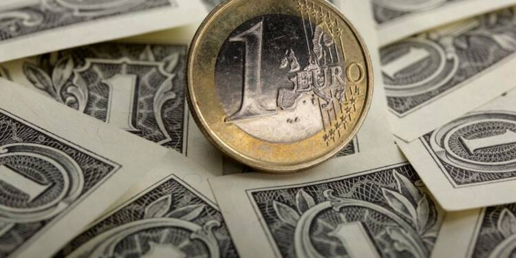 L'euro passe sous 1,30 dollar suite aux propos de Mario Draghi