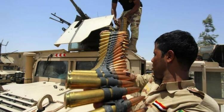 L'armée irakienne stoppée par une forte résistance à Tikrit