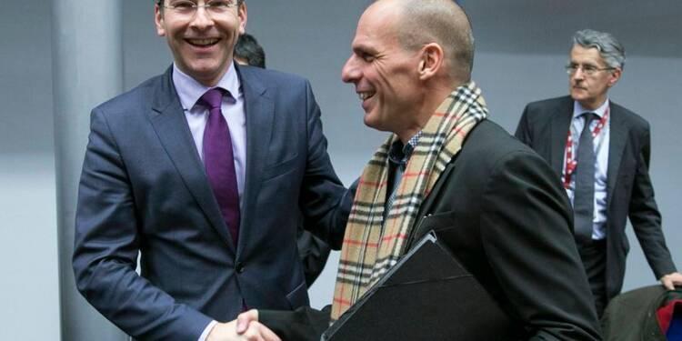 L'Eurogroupe et la Grèce se séparent sans accord