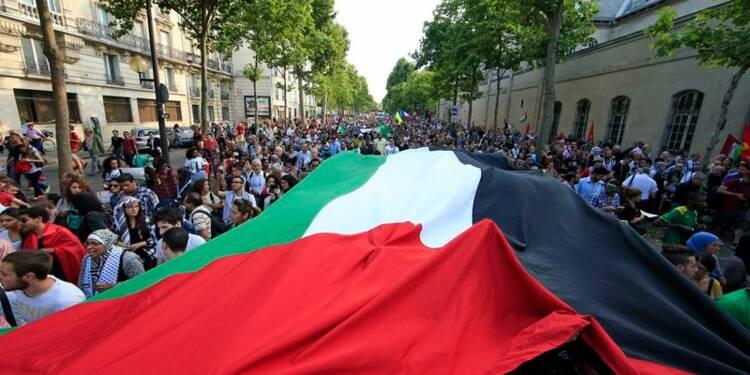 Manifestations pour Gaza en France autorisées au cas par cas