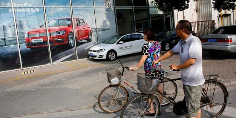 VW et Chrysler sanctionnés en Chine pour entente sur les prix
