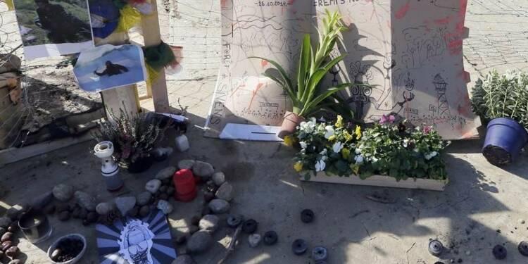 Hollande promet toute la vérité sur la mort de Rémi Fraisse