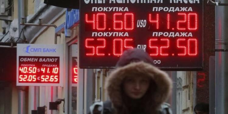 Les sanctions coûtent 40 milliards de dollars par an à Moscou