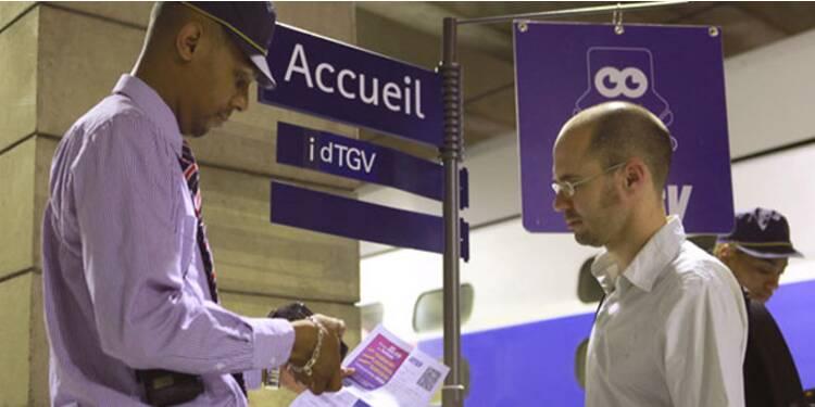 Nouvelle offre iDTGV: la SNCF invente l'illimité très limité