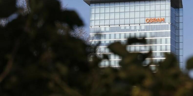 Osram supprimera près de 8.000 emplois