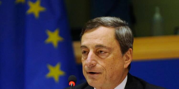 Mario Draghi évoque à nouveau des achats de dettes souveraines