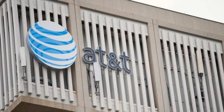 Résultats trimestriels meilleurs que prévu pour AT&T