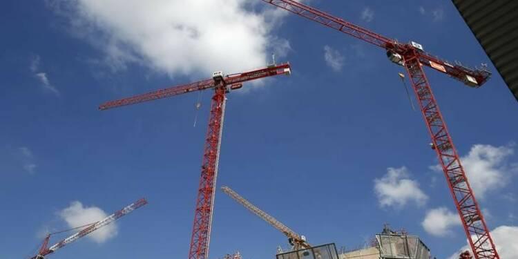 Léger recul des défaillances d'entreprises en France