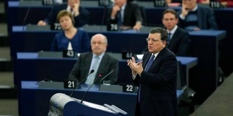 Barroso dresse le bilan de dix années à la tête de la Commission