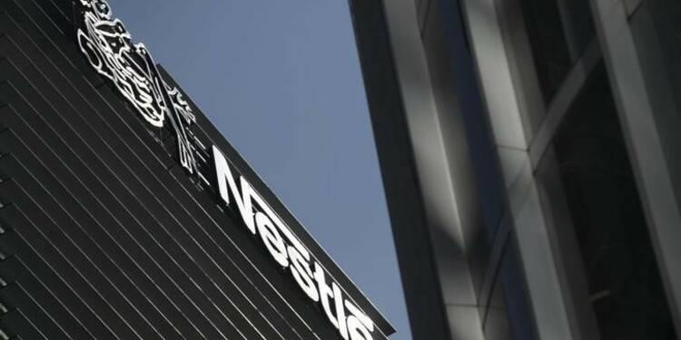 Nestlé confirme ses objectifs grâce aux marchés émergents