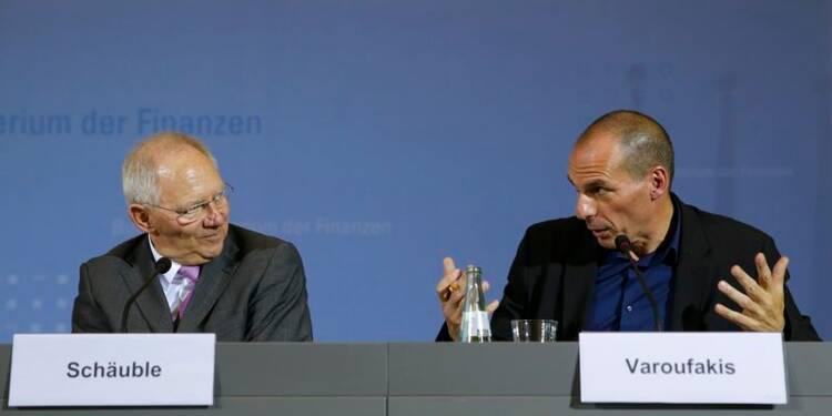 Tensions financières et verbales autour de la Grèce après la BCE