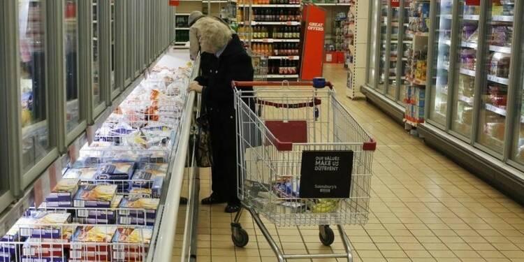L'inflation à un plus bas de 12 ans en novembre au Royaume-Uni