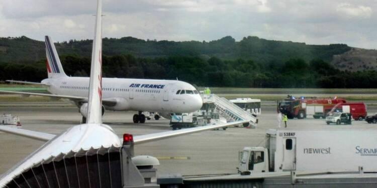 Pas de fièvre Ebola en Espagne pour un passager d'Air France