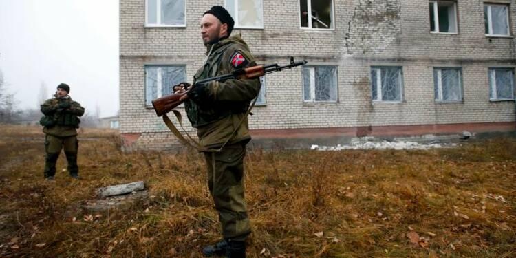L'UE épingle les séparatistes ukrainiens mais épargne la Russie