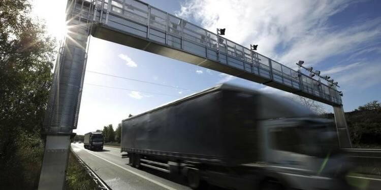 Mobilisation des transporteurs contre l'écotaxe à partir de lundi