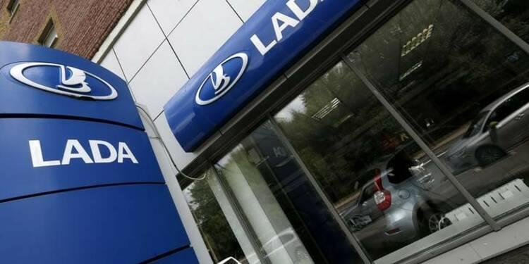 Renault-Nissan-Avtovaz gagne des parts de marché en Russie