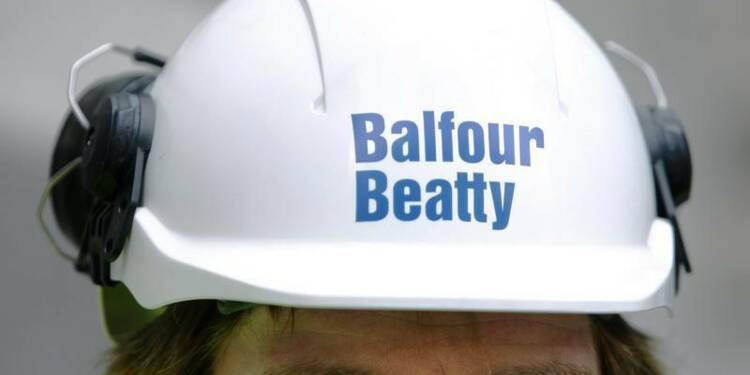 Balfour confirme rejeter les avances de Carillion