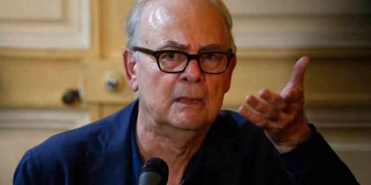 Le Français Patrick Modiano prix Nobel de littérature 2014