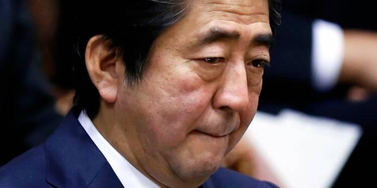 Abe souhaite que l'armée japonaise puisse opérer à l'étranger