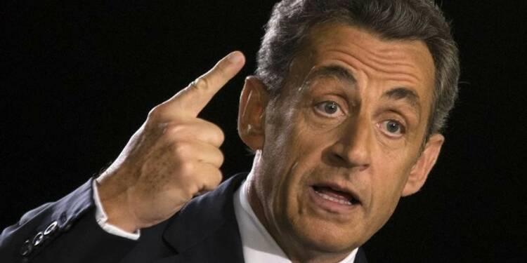Nicolas Sarkozy invite au rassemblement pour 2015
