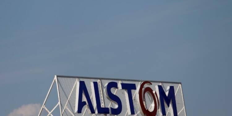 Alstom reçoit de la RATP une commande de 2 milliards sur 15 ans