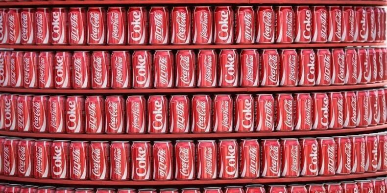 Bénéfice de Coca-Cola en baisse au 3e trimestre