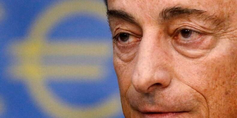 Mario Draghi exhorte les gouvernements à agir