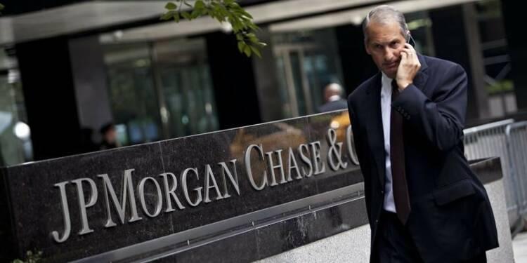 JPMorgan bénéficiaire au 3e trimestre, le coût des litiges baisse