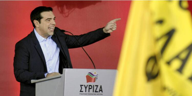 La Bourse grecque a chuté de 9% après les premières annonces de Syriza